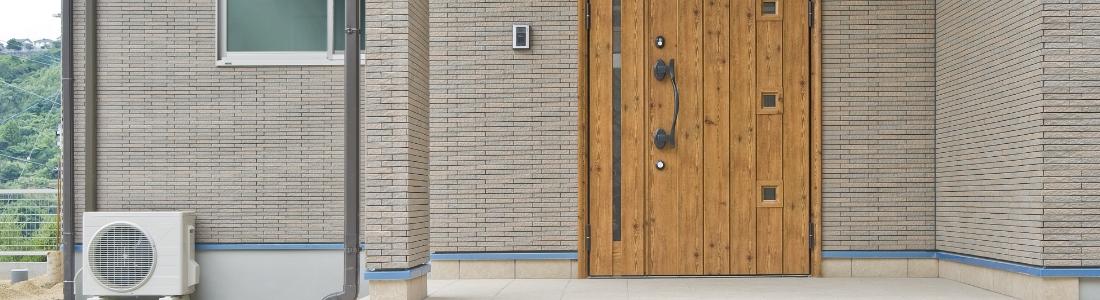 玄関ドア・内装ドアなど